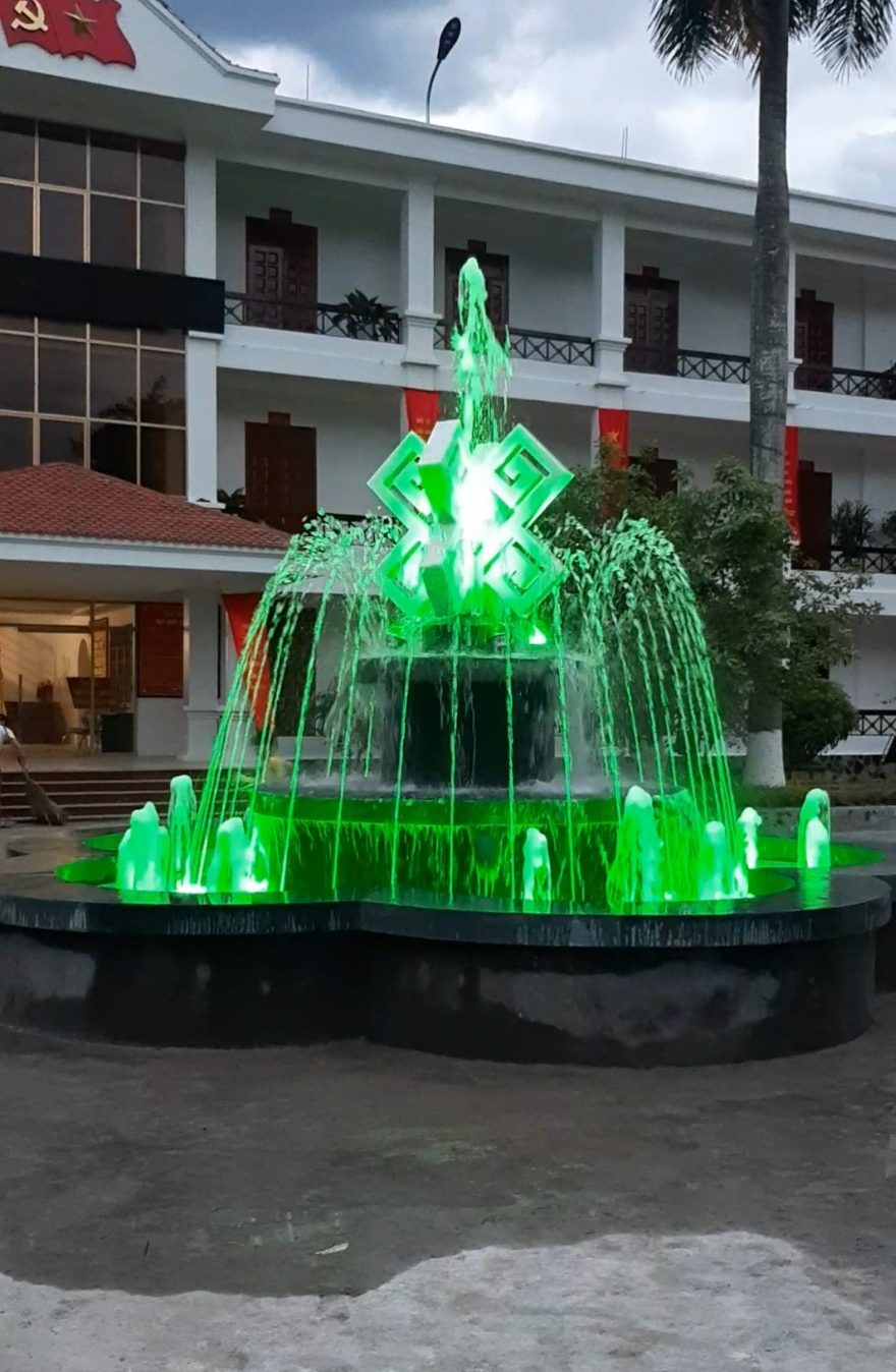 Dai Phun Nuoc Yen Bai